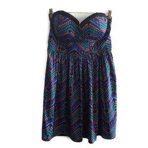Jolie tribal dress